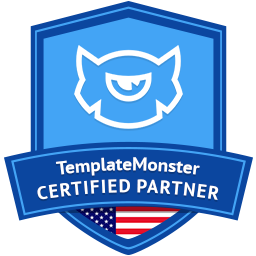 Templatemonster Certified Partner